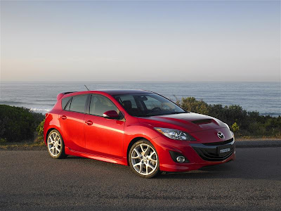2010 Mazdaspeed3 Car Wallpaper