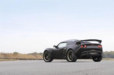 2010 Lotus Exige S Type 72 Rear View
