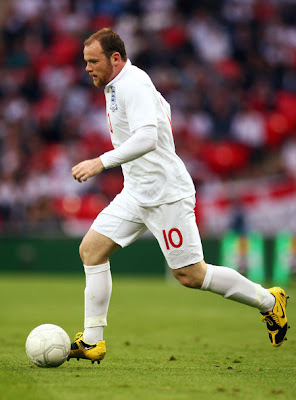 Wayne Rooney World Cup 2010 Football Picture