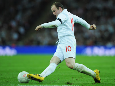 Wayne Rooney World Cup 2010 Image