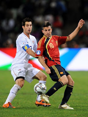 Cesc Fabregas World Cup 2010 Spain Soccer Player