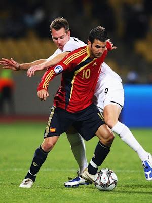 Cesc Fabregas World Cup 2010 Image