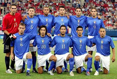Italy National Team World Cup 2010 Football Wallpaper
