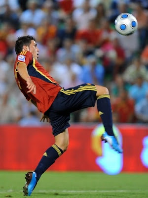 David Villa World Cup 2010 Best Picture