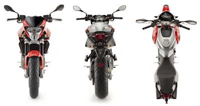 2010 Aprilia Shiver 750 Motorcycles