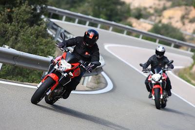 2010 Aprilia Shiver 750 Test Ride
