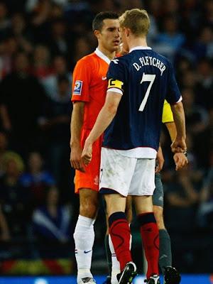 Robin van Persie World Cup 2010 Best Football Striker