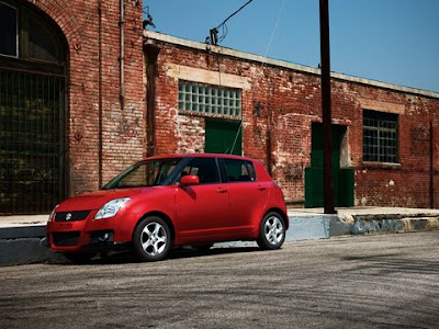 2011 Suzuki Swift First Look