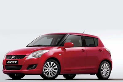 2011 Suzuki Swift Car Wallpaper