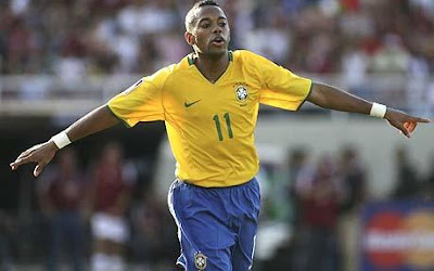 Robinho World Cup 2010 Celebration