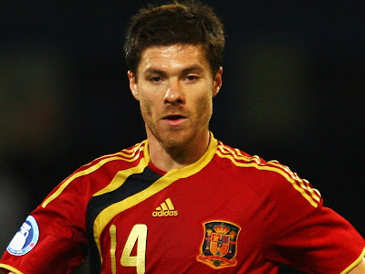 Xabi Alonso World Cup 2010 Images