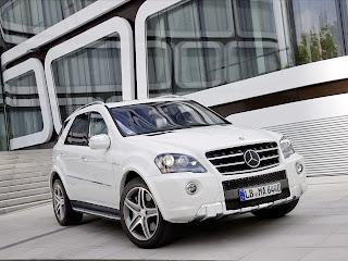 2011 Mercedes-Benz ML 63 AMG Luxury Sport Cars