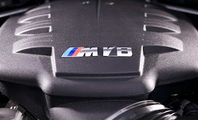 2011 BMW M3 Frozen Gray Coupe Engine View