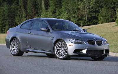 2011 BMW M3 Frozen Gray Coupe Images