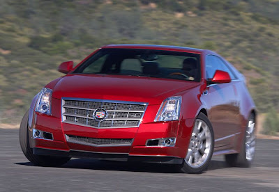 2011 Cadillac CTS Coupe Auto Car Wallpaper