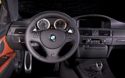 2011 BMW M3 Frozen Gray Coupe Interior