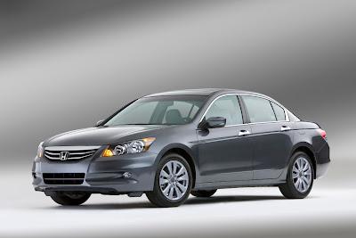 2011 Honda Accord Sedan Official Picture