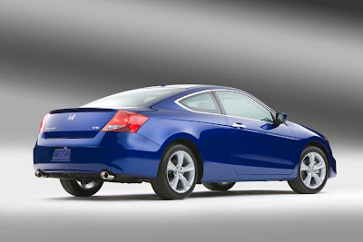 2011 Honda Accord Coupe Side Angle View
