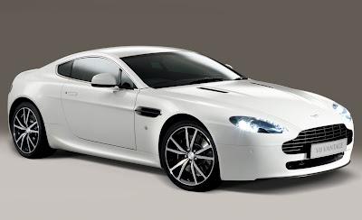 2011 Aston Martin V8 Vantage N420 Images