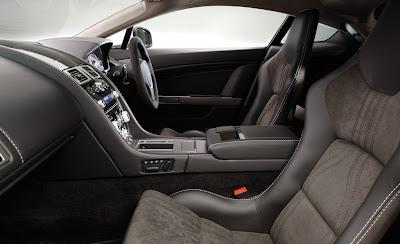 2011 Aston Martin V8 Vantage N420 Interior View
