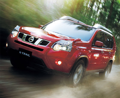 2011 Nissan X-Trail First Drive