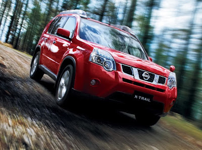 2011 Nissan X-Trail Official Photos