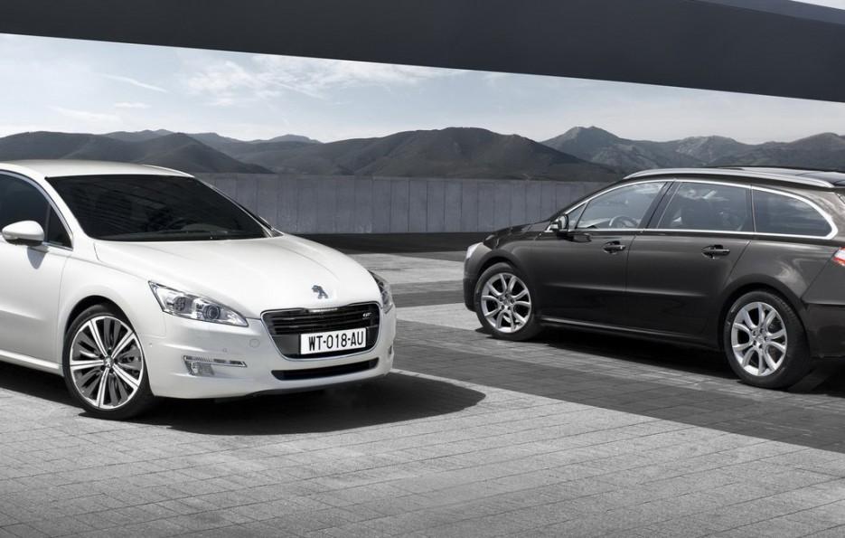 2011 Peugeot 508. 2011 Peugeot 508 Pictures