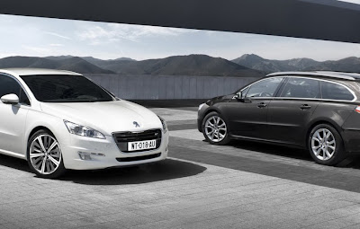 2011 Peugeot 508 Pictures
