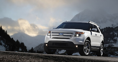 2011 Ford Explorer Photos