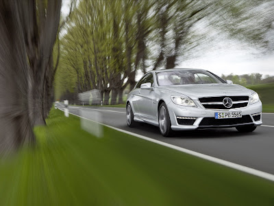 2011 Mercedes-Benz CL63 AMG Exotic Cars