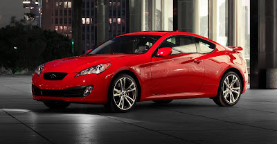 2011 Hyundai Genesis Coupe 3.8 R Exotic Cars