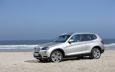 2011 BMW X3 First Look