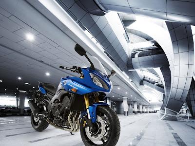 2011 Yamaha Fazer8 Photos