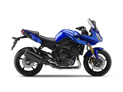 Yamaha Fazer8 Official Motor Pictures