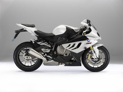 2011 BMW S1000RR Official Photos