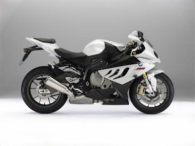 2011 BMW S1000RR Official Photos