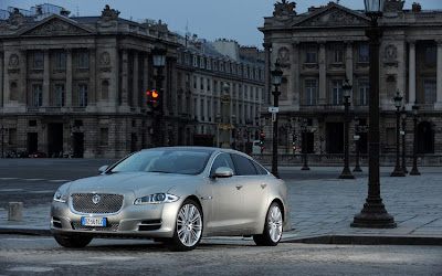 2011 Jaguar XJ Official Photos