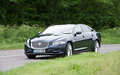 2011 Jaguar XJ Unveiled