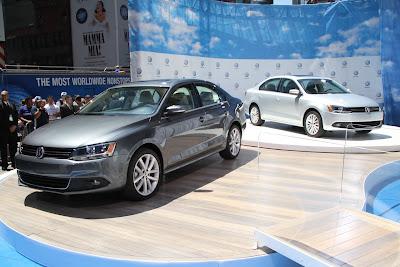 2011 Volkswagen Jetta Unveiled
