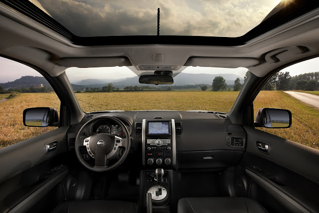 Nissan X Trail 2011 Interior. The Interior Design Of Nissan
