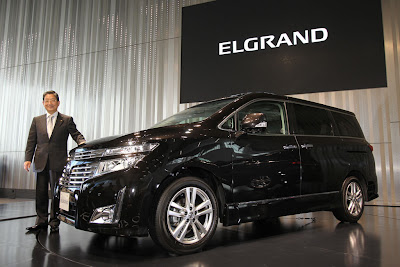 2011 Nissan Elgrand Luxury Cars