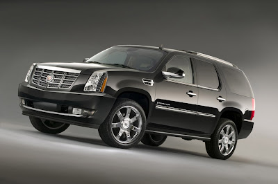 2011 Cadillac Escalade First Look