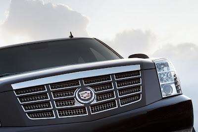 2011 Cadillac Escalade Details