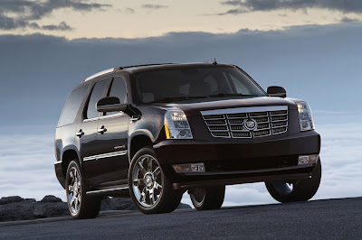2011 Cadillac Escalade Car Picture