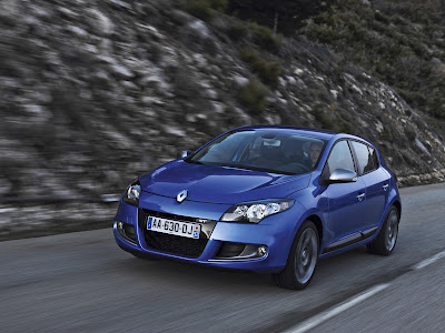 2011 Renault Megane GT Car Wallpaper