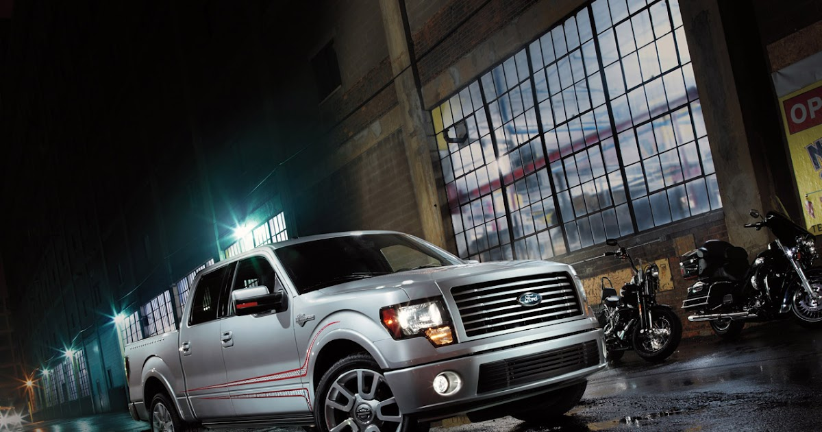2011 Ford F 150 Harley Davidson Special Edition Luxury