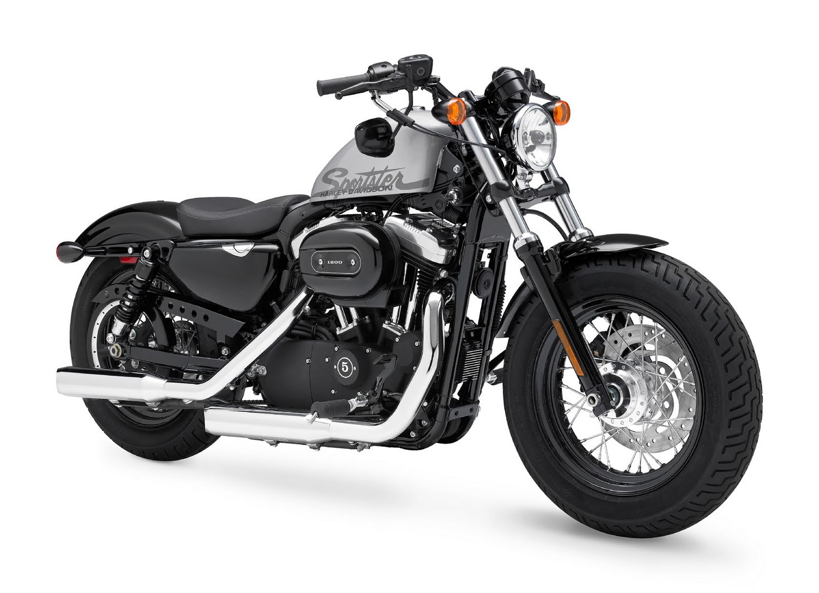 autocars01  2011 Harley Davidson Forty Eight 48 Photos