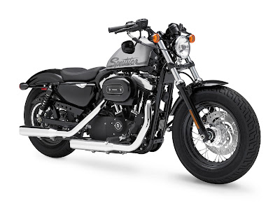 2011 Harley-Davidson Forty-Eight 48 Images
