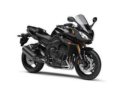 2011 Yamaha Fazer8 Black Color