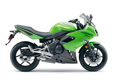 2011 Kawasaki Ninja 400R Images